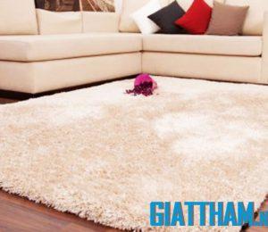 Giặt thảm giá rẻ bằng hơi nước nóng
