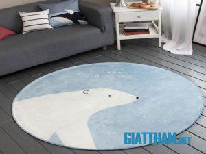 Giặt thảm phòng khách gia đình ở quận Thanh Xuân