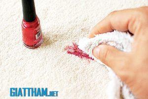 Mẹo làm sạch thảm bạn nên biết