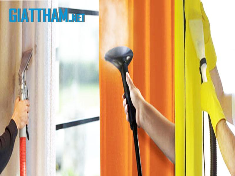 Thái Hưng cung cấp dịch giặt rèm sạch tại nhà