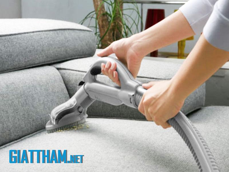 Làm sạch ghế sofa tại nhà, vệ sinh ghế sofa tại nhà