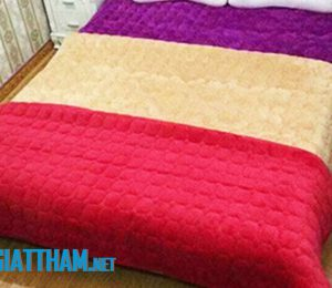 Giặt thảm trải giường ở Cầu Giấy