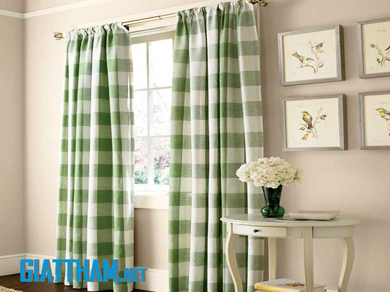 Thái Hưng cung cấp dịch vụ giặt rèm phòng ngủ tại nhà