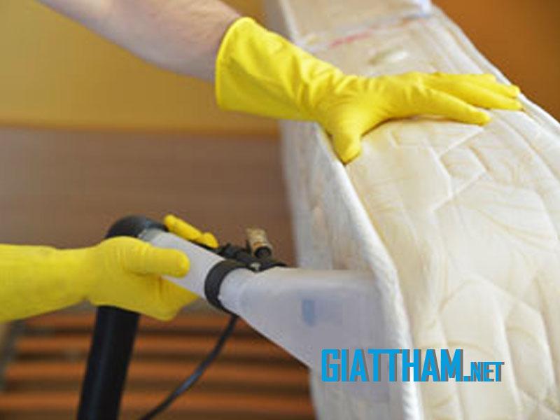 Công ty Thái Hưng cung cấp dịch vụ giặt đệm bằng hơi nước nóng tại nhà