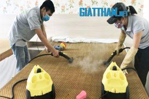 Giặt đệm sạch, uy tín tại Hà Nội