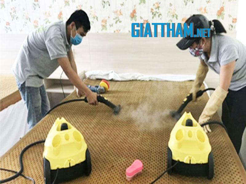 Dịch vụ giặt đệm sạch uy tin tín ở Hà Nội