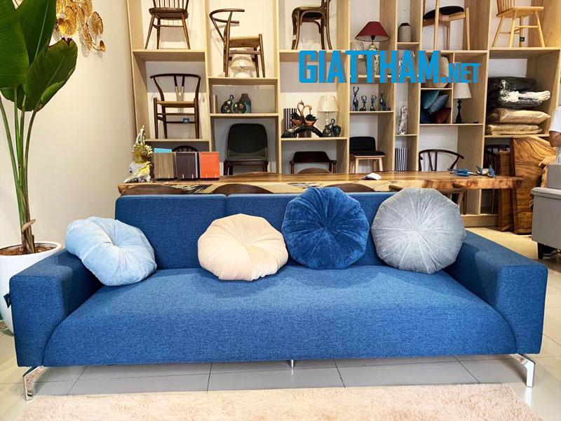 giặt ghế sofa tại nhà giá rẻ