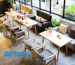 Giặt sofa nhà hàng, quán coffee ở Đường Láng
