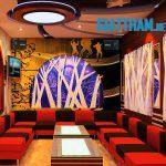 Giặt ghế sofa phòng Karaoke ở Trung Hòa