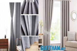 Giặt rèm định kỳ bằng hơi nước nóng tại nhà