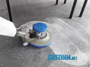 Giặt thảm văn phòng giá rẻ ở Láng Hạ