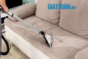 Giặt ghế sofa ở Hà Đông